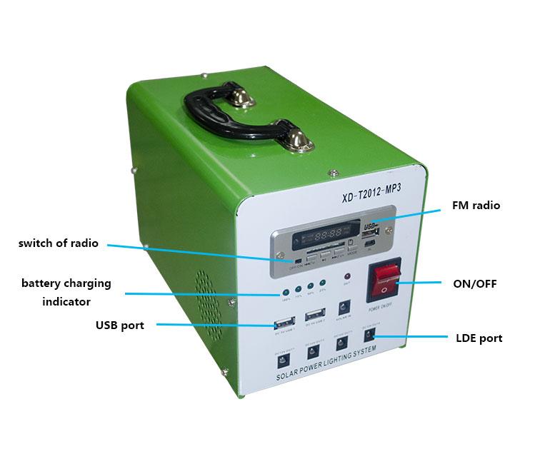 Huami 12v solar panel kit with battery manufacturer for industry-5