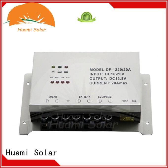 lcd 30a dgm1220 mppt solar charge controller 36v Huami manufacture
