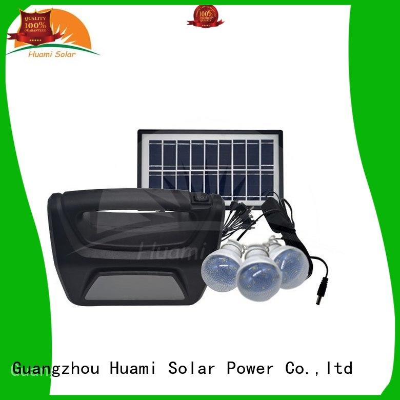 Hot dc80w portable solar panel kits for home portable Huami Brand