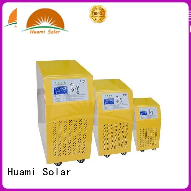 DC Pure Sine Wave Hybrid Inverter with Controller X9 series