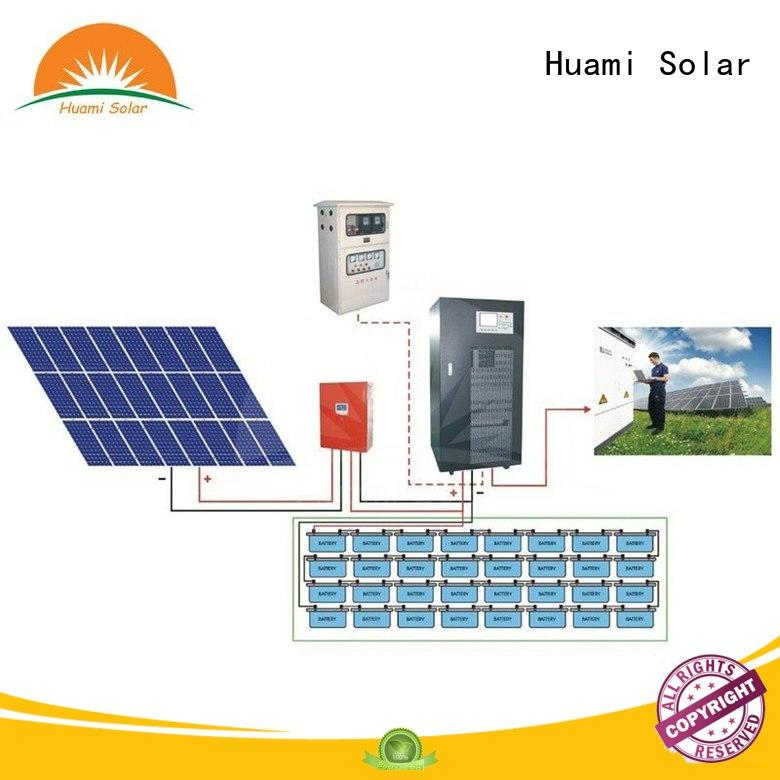 Huami Brand 1000w best batteries for solar off grid solar supplier