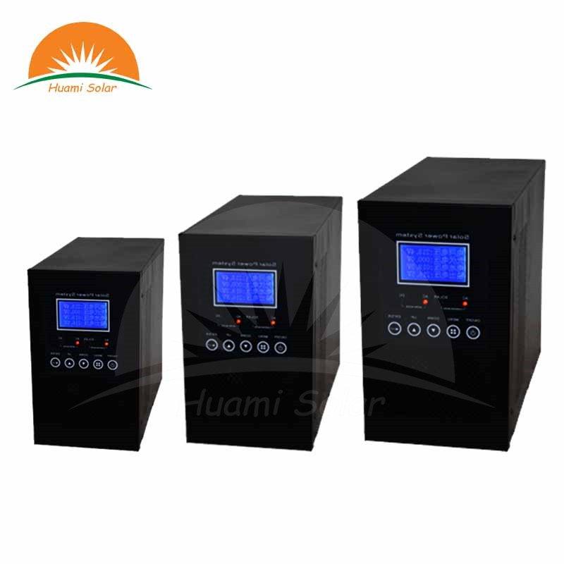 Huami Hybrid Solar Inverter Built-In Controller YY-917S Hybrid Inverter with Controller image19