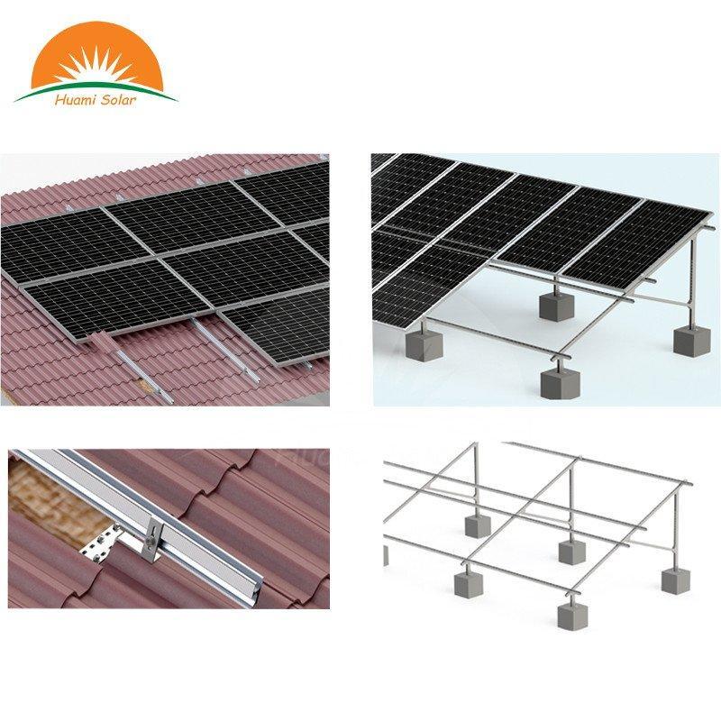 1000W Off-Grid Solar Home System