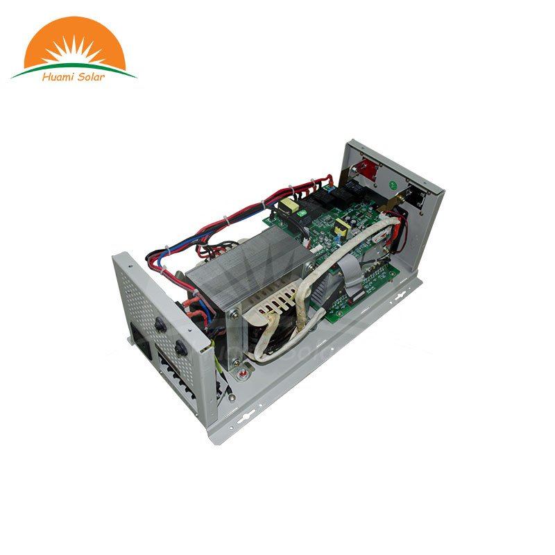 Huami DC Low Frequency Intelligent Wall Mounted Solar Inverter W9-10212/24 Pure Sine Wave Inverter image15