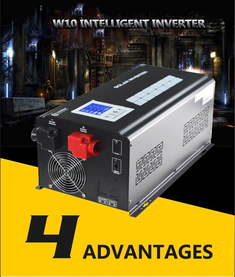 controller wave hybrid inverter charger yy917s Huami company