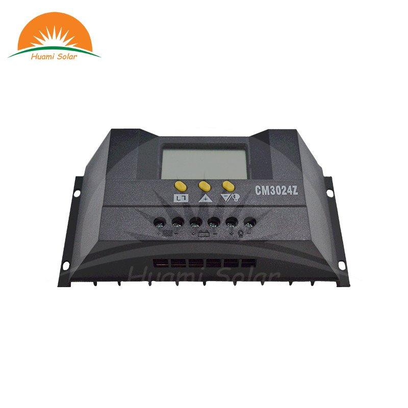 Huami 30A 12V PWM Solar Charge Controller CM3024 PWM Solar Charge Controller image10