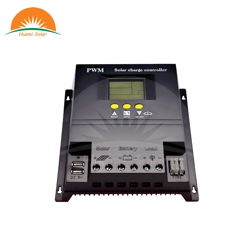 Huami LCD PWM Solar Charge Controller SYC2450 PWM Solar Charge Controller image6