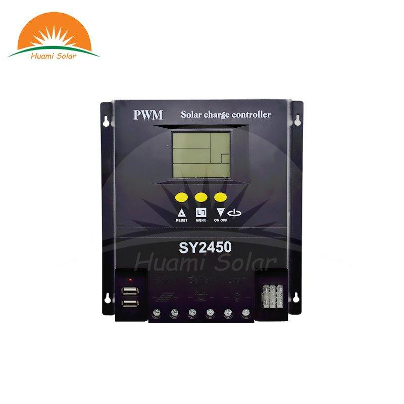 LCD PWM Solar Charge Controller SYC2450