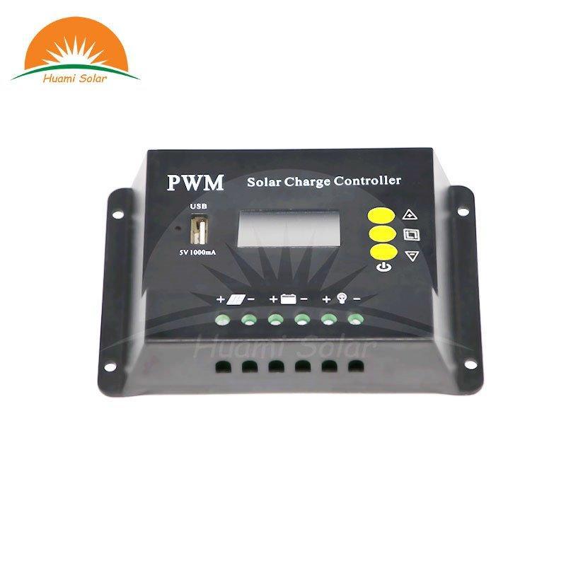 12V 10A LED PWM Solar Charge Controller SE2410X