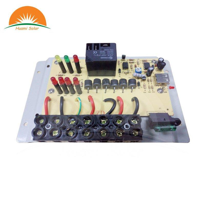 12V 20A PWM Solar Charge Controller DF-1220
