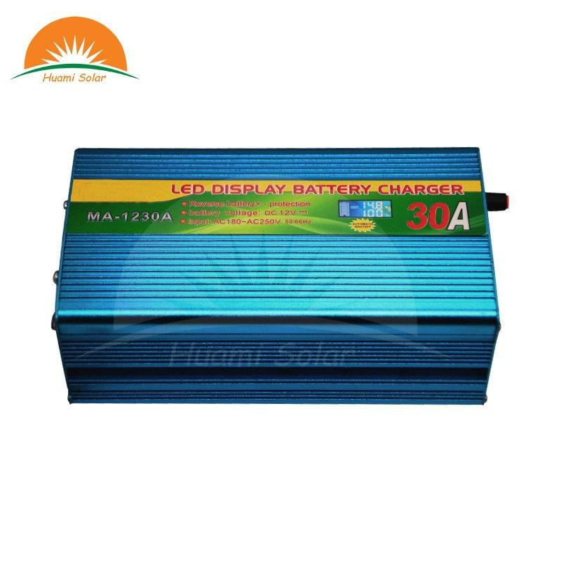 Solar Battery Charger MA-1230E