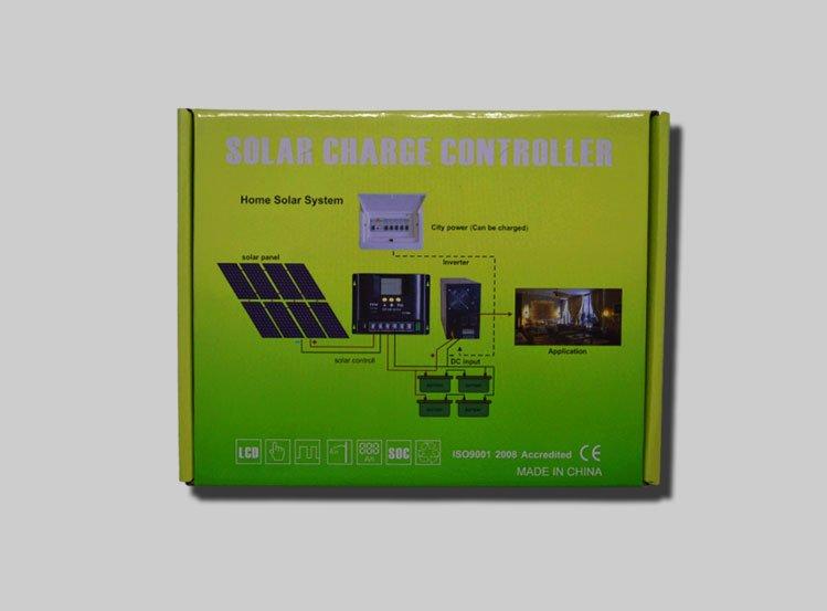 12V/24V/48V 60A LCD PWM Solar Charge Controller SYC4860-15
