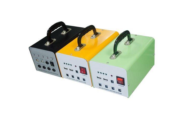 Huami Brand kit lst1210 portable solar panel kits for home portable supplier