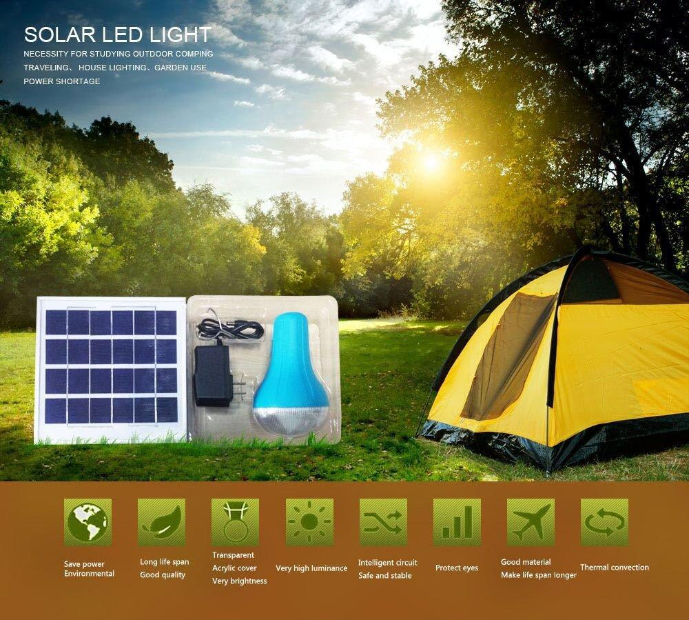 Huami Brand home solar solar lamp post lights 04w5v reading