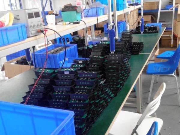 controller production line - 1