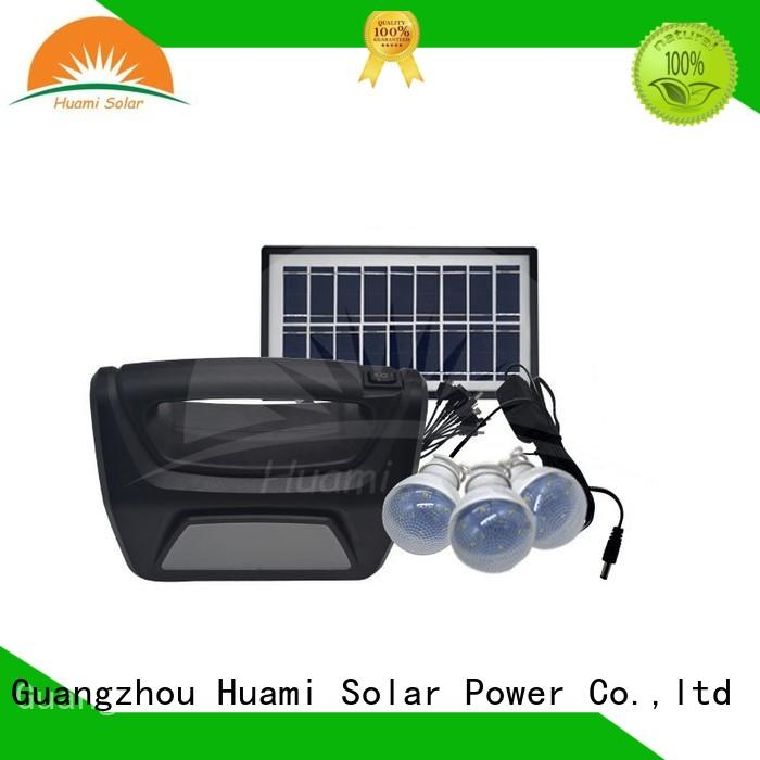 portable small solar kit system one year warranty for manyfacturer