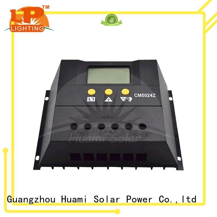 Hot mppt solar charge controller 36v led Huami Brand