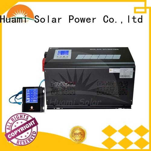 Wholesale intelligent dc pwm solar charge controller Huami Brand