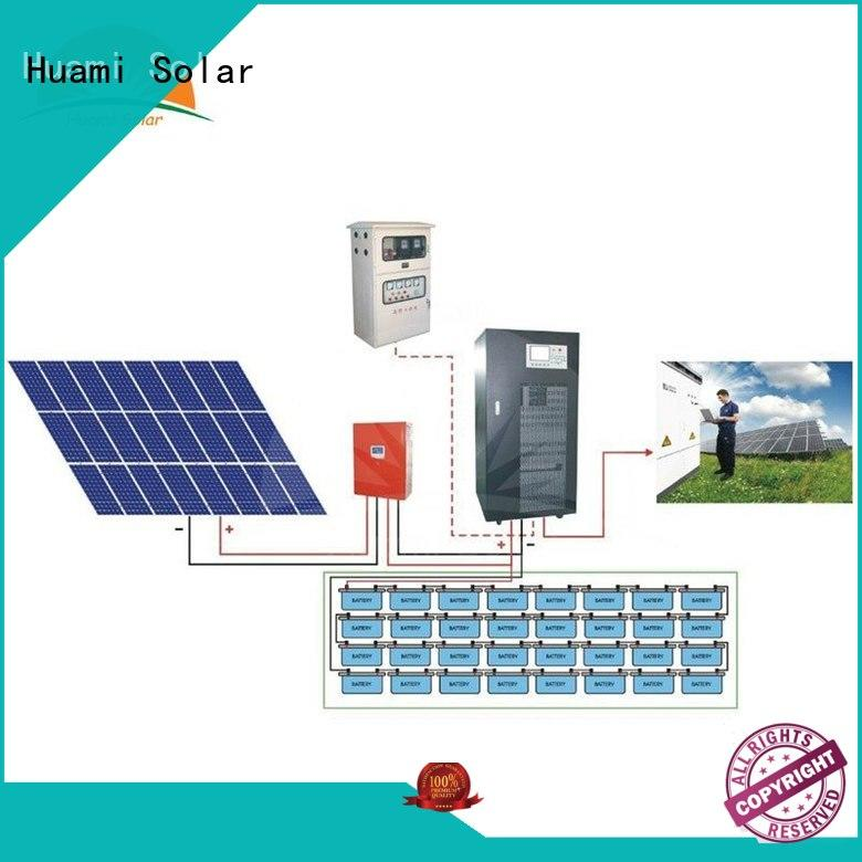 Huami Brand offgrid 1000w best batteries for solar off grid home supplier