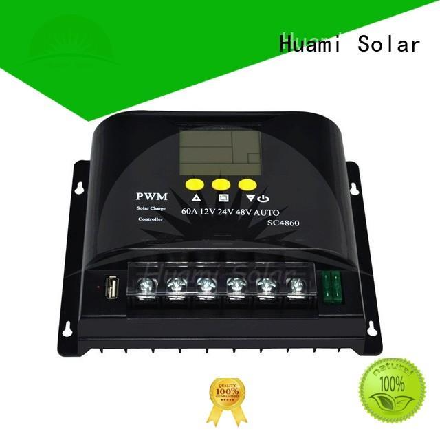 Huami Brand led df1220 dgm1220 96v pwm based solar charge controller