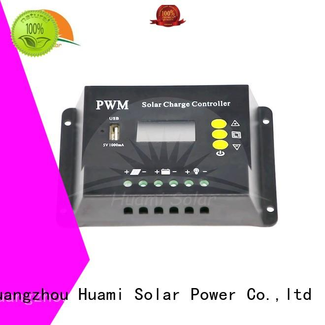 Wholesale cm3024 mppt solar charge controller 36v 10a Huami Brand