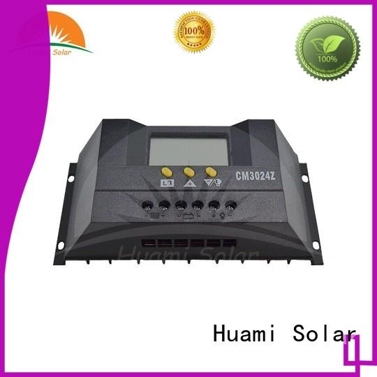 20a pwm Huami Brand mppt solar charge controller 36v