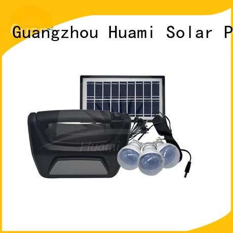 portable solar generator kit radio Huami