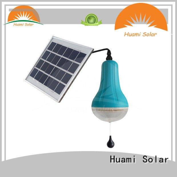 Huami Brand 04w5v reading mono solar lamp post lights panel