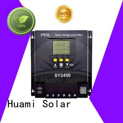 60a lcd 30a pwm based solar charge controller Huami Brand company