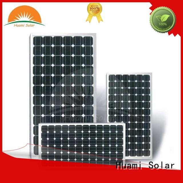 monocrystalline panel 250w monocrystalline silicon solar panels Huami Brand