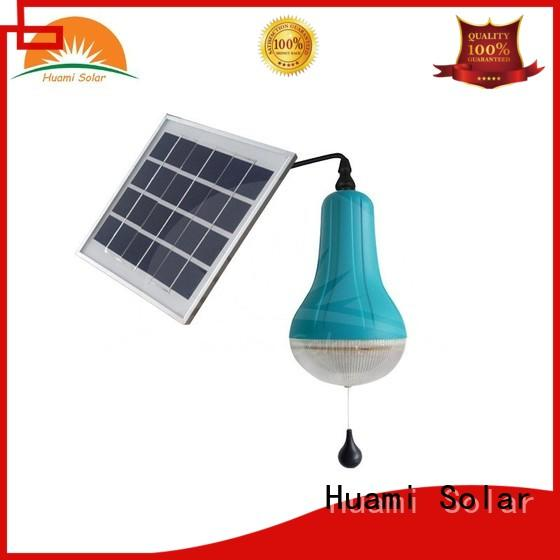 Huami Brand mono reading solar lamp post lights commercial factory