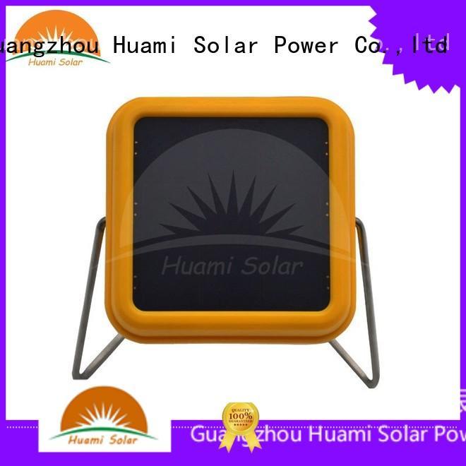 reading lamp 3w Huami Brand solar lamp post manufacture