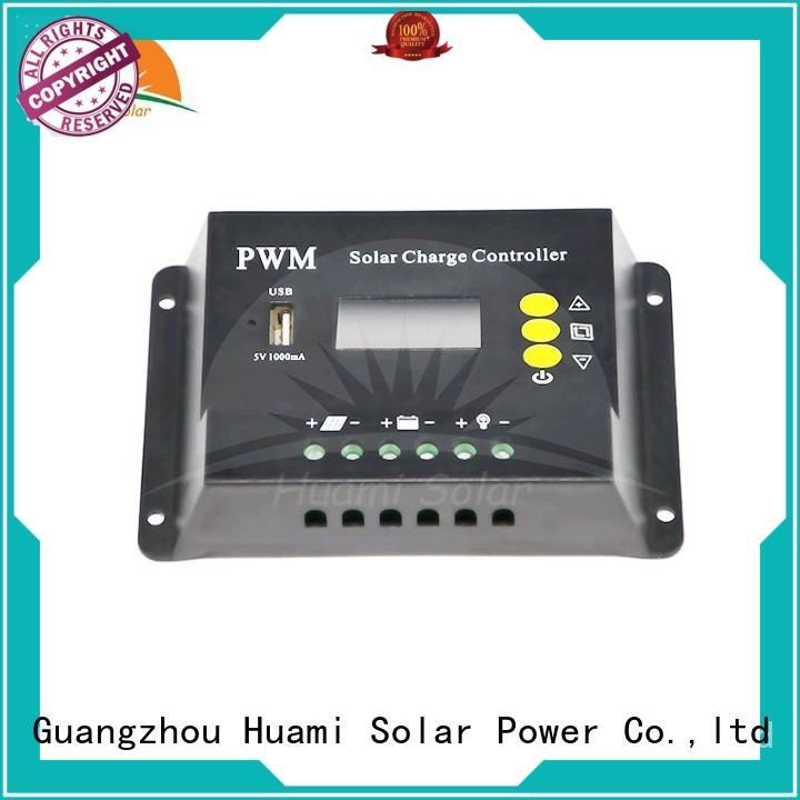 Huami Brand 12v24v48v voltage mppt solar charge controller 36v 20a