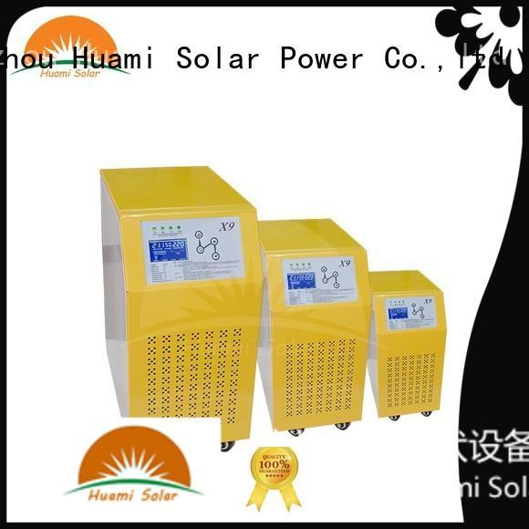 controller w10 builtin solar hybrid inverter price list Huami manufacture