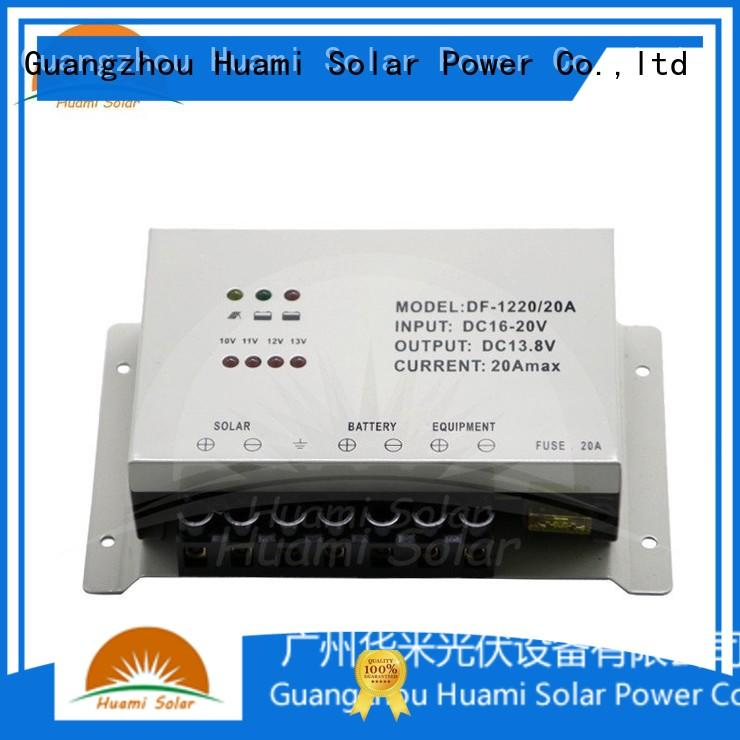 50a Custom solar pwm based solar charge controller syc9680 Huami