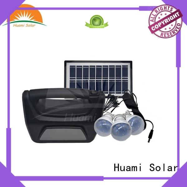 lst1210 generator lighting Huami Brand portable solar panel kits for home manufacture