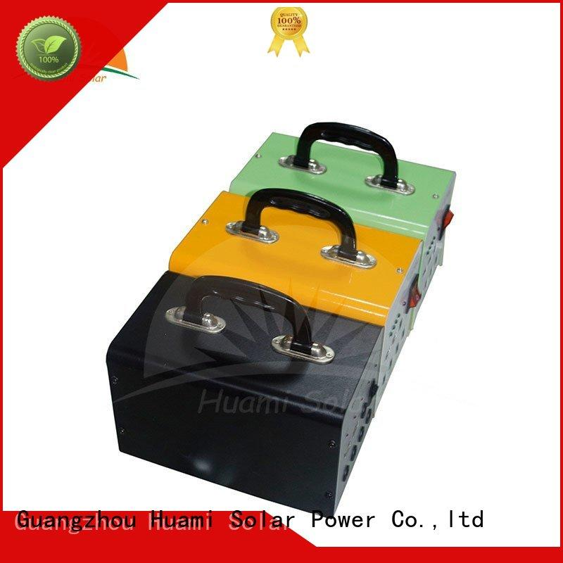 Huami 12v solar panel kit with battery manufacturer for industry