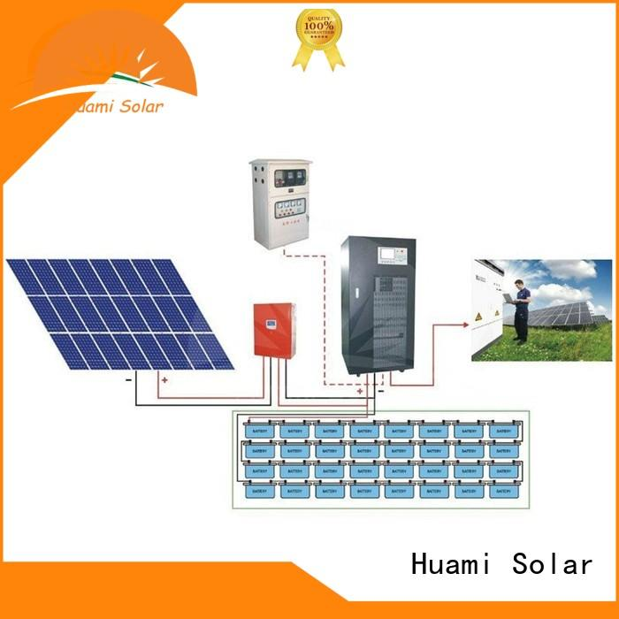 home offgrid 1000w Huami Brand best batteries for solar off grid manufacture