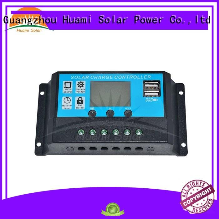 Huami high quality epever solar charge controller odm for solar energy