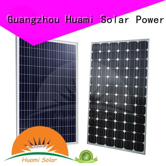 on grid solar system or Huami