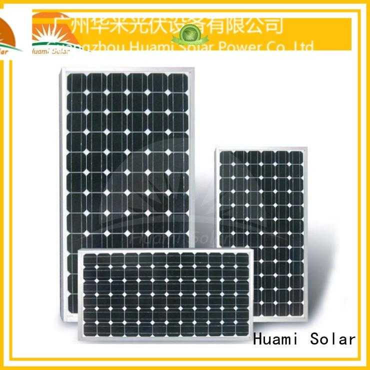 Huami portable mono panel monocrystalline