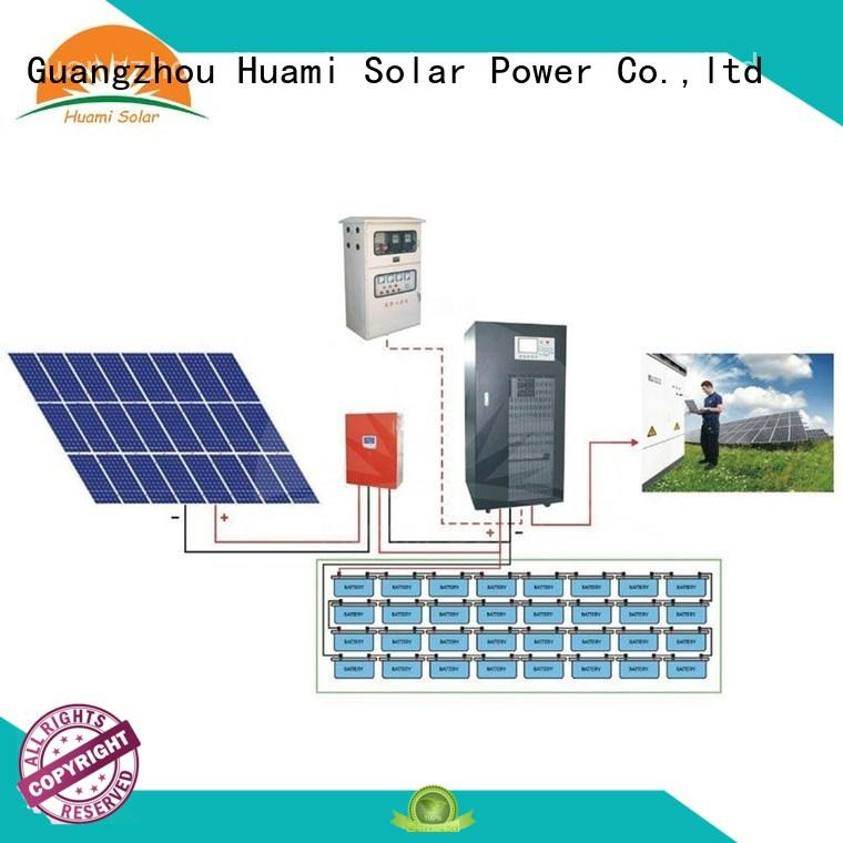 off grid solar system solar Huami