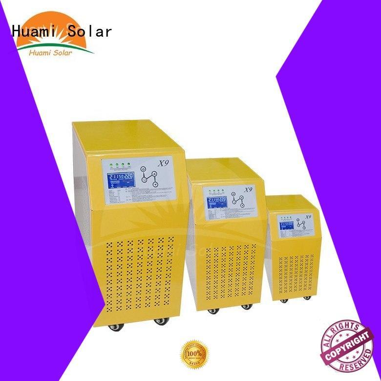 Quality Huami Brand controller hybrid inverter charger