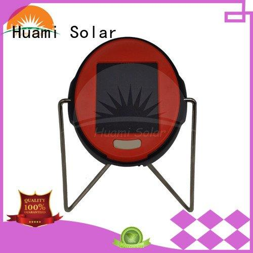 solar lamp post solar panel home 3w Huami