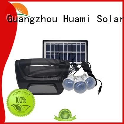 muti-function portable solar generator kit lst1210 high brightness for factory