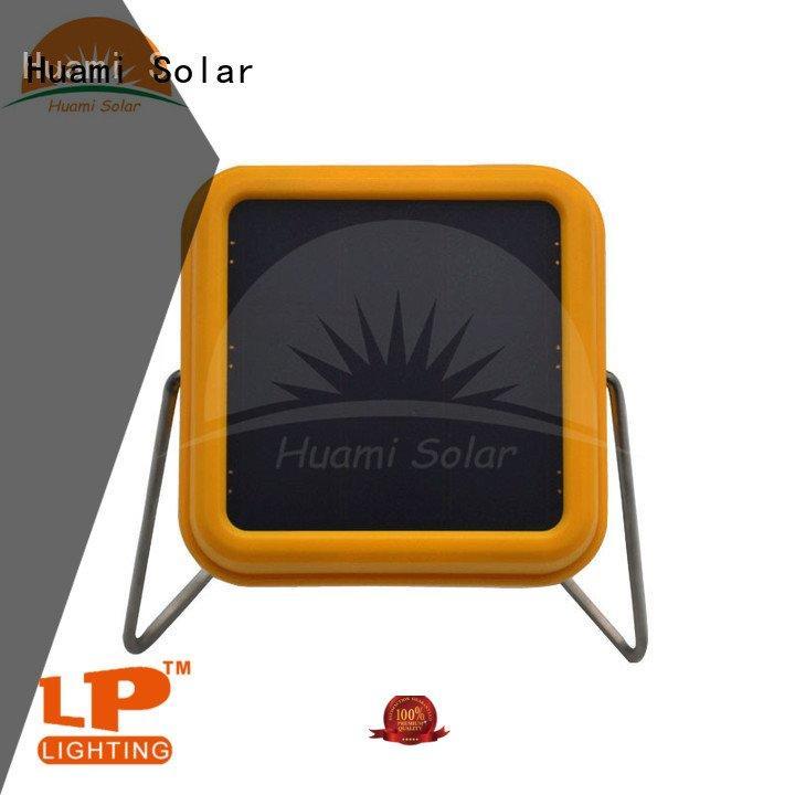 panel home Huami solar lamp post