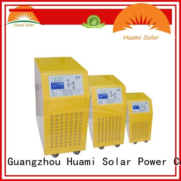 Huami w10 hybrid solar inverter charger for wholesale for factory