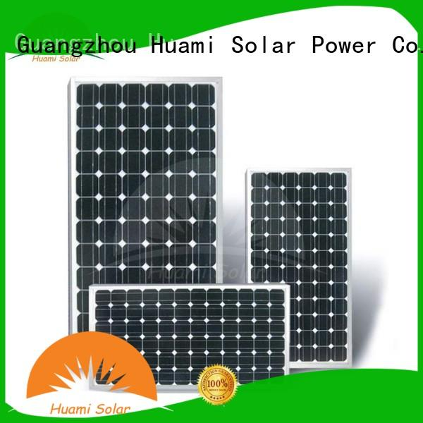 Wholesale panel monocrystalline silicon solar panels Huami Brand