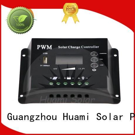 12v24v solar Huami Brand mppt solar charge controller 36v factory