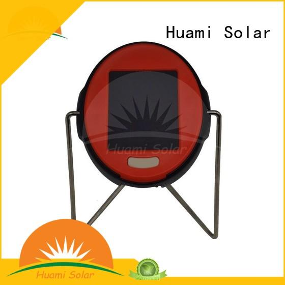 Wholesale panel solar lamp post lights Huami Brand